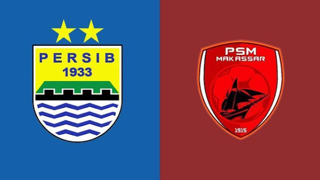 Susunan Pemain Persib Bandung vs PSM Makassar #PersibDay