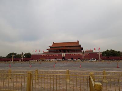 Forbidden City China Facts