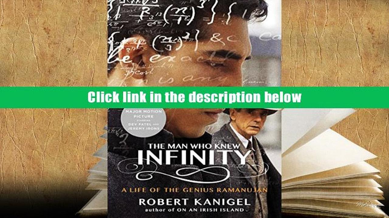 The Man Who Knew Infinity Pdf