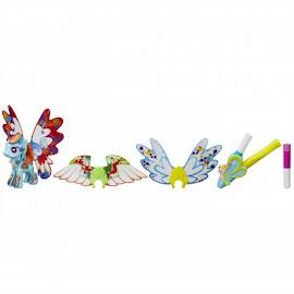 MLP Wave 5 Wings Kit Rainbow Dash Hasbro POP Pony