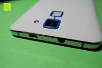 "Eingang Kabel: HOMTOM HT30 3G Smartphone 5.5""Android 6.0 MT6580 Quad Core 1.3GHz Mobile Phone 1GB RAM 8GB ROM Smart Gestures Wake Gestures Dual SIM OTA GPS WIFI,Weiß"