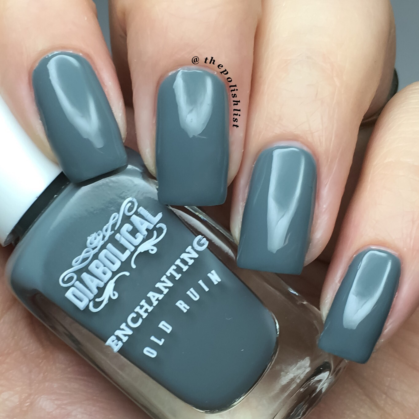 I Used The Purple And Grey From The Set, As Well As Some Of My Own To  Create This Simple Nail Art Look Inspired By Some Of The More Iconic  Elements Of