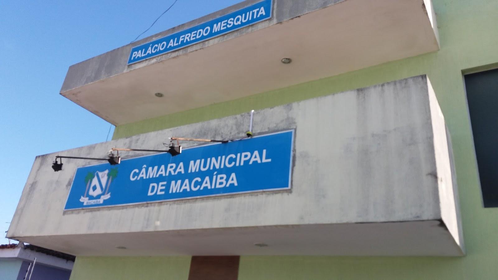 Diário de Macaíba: Câmara Municipal de Macaíba: A novela da transparência  que continua obscura...