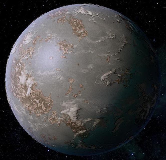 Mass Effect RPG: Omega Nebula - Sistema Sahrabarik