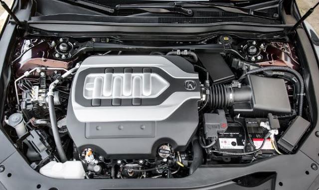 2019 Acura RLX Engine - TheCarMotor