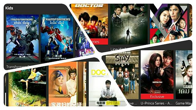 Tonton Drama & Filem Terbaik Asia di Dimsum