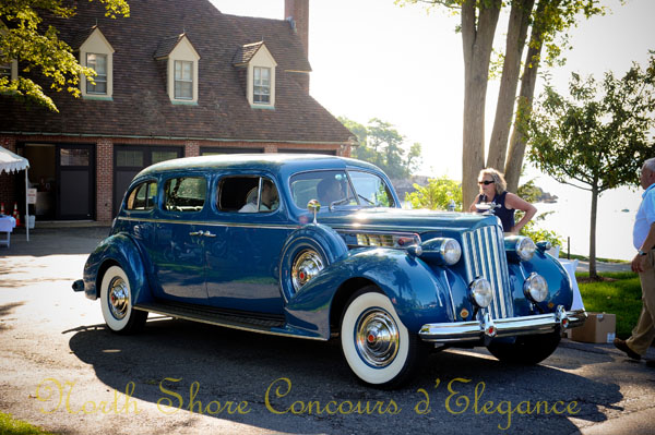 The Fine Living Muse Misselwood Concours DElegance Classic Car - Car show england