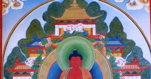 Miroir du dharma retraite d amitabha avec khenpo karma for Miroir du dharma