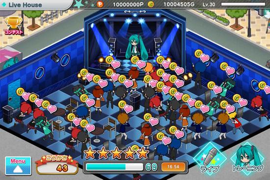 Raise Hatsune Miku Into a Star in New Sega iOS/Android Game