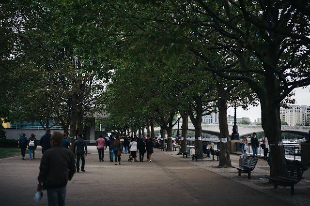 テムズ・パス(Thames Path)
