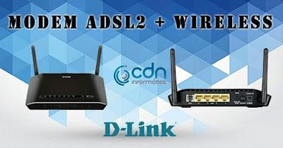 MODEM ADSL2 DE ALTO DESEMPENHO