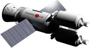 Modulo espacial Dragon, propuesto para la iniciativa Mars One