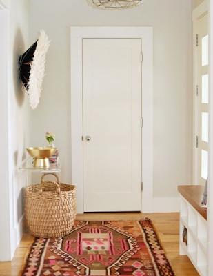 desain pintu minimalis modern