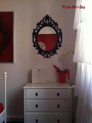 blogworld of tira mi su spieglein spieglein an der wand. Black Bedroom Furniture Sets. Home Design Ideas