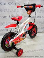 Sepeda Anak Element Cocomong 12 Inci