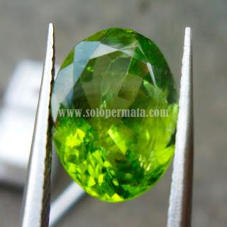 Permata Green Peridot - A462