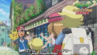 especial de pokemon xy