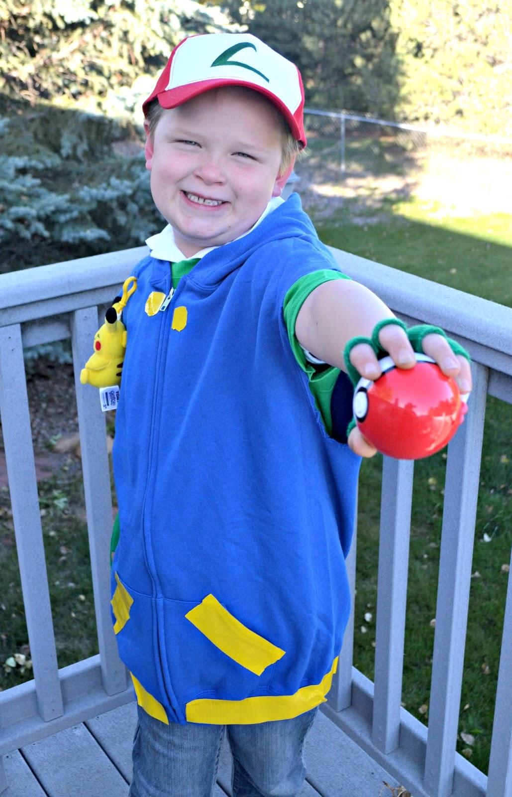 Ash ketchum pokemon diy halloween costume building our story ash ketchum pokemon diy halloween costume pokemon halloween costume ash ketchum halloween costume solutioingenieria Images