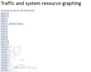 Simple Traffic Monitoring Pada Mikrotik