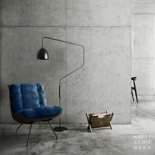 LEUCHTEND GRAU Interior-Magazin celebrating soft ...