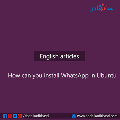 How can you install WhatsApp in Ubuntu