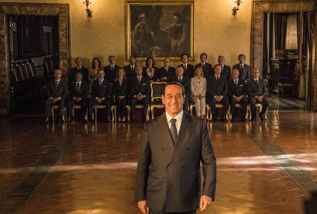 Oni a Silvio (Loro) – Recenze