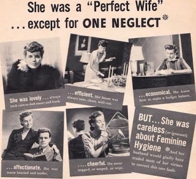 She was the perfect wife except for one neglect
