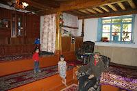 Tajikistan, Khorog, pamirian home, Sobir, topchan, © L. Gigout, 2012