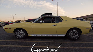 AMC Javelin Side