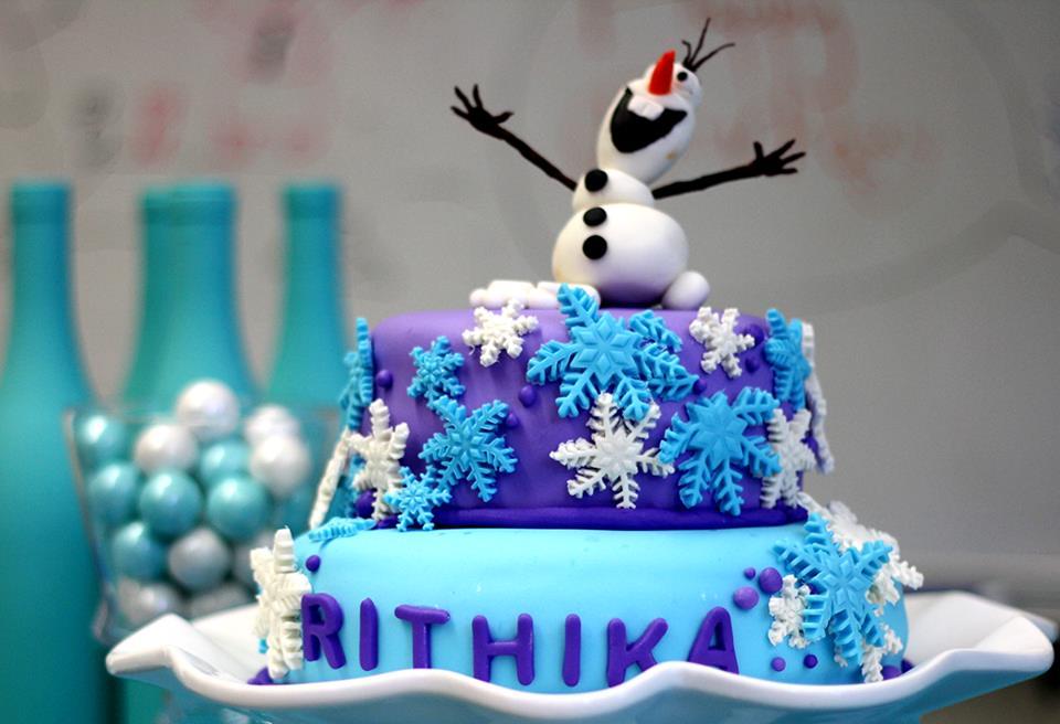 Lemon N Spice Rithika Turns 6 A Homemade Disney Frozen Birthday