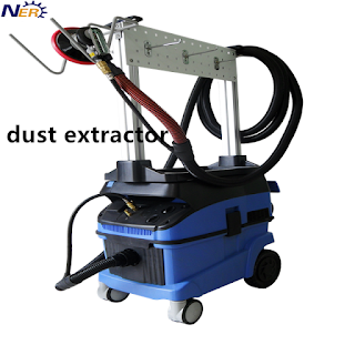 dust extraction machine