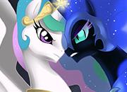 Celestia Vs Luna: 1000 años atras juego