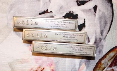 Stila Stay All Day MATTE'ificent Lipsticks