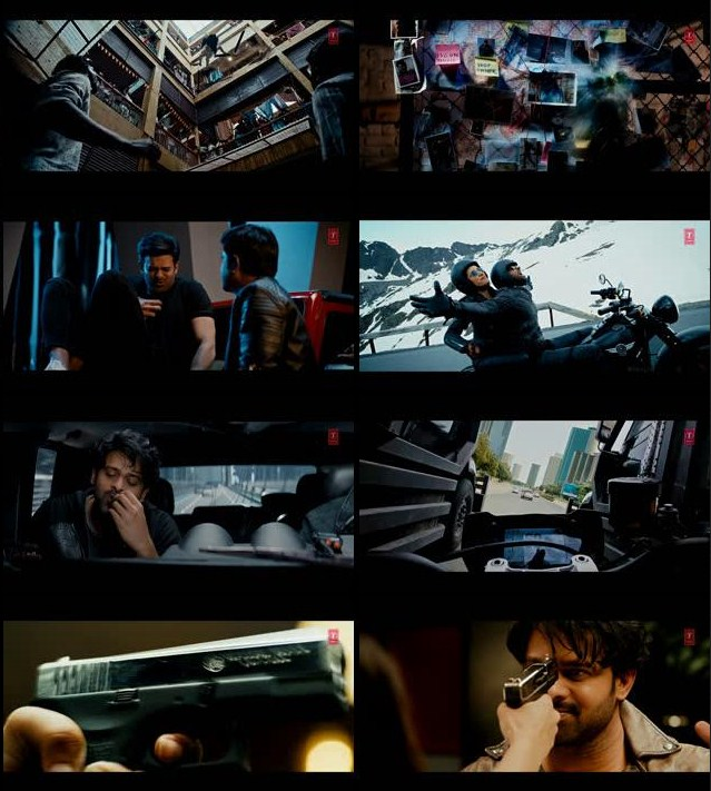 Saaho (2019) Official Trailer 720p HD Download