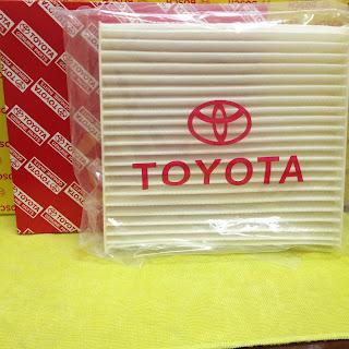 Lọc gió điều hoà Toyota
