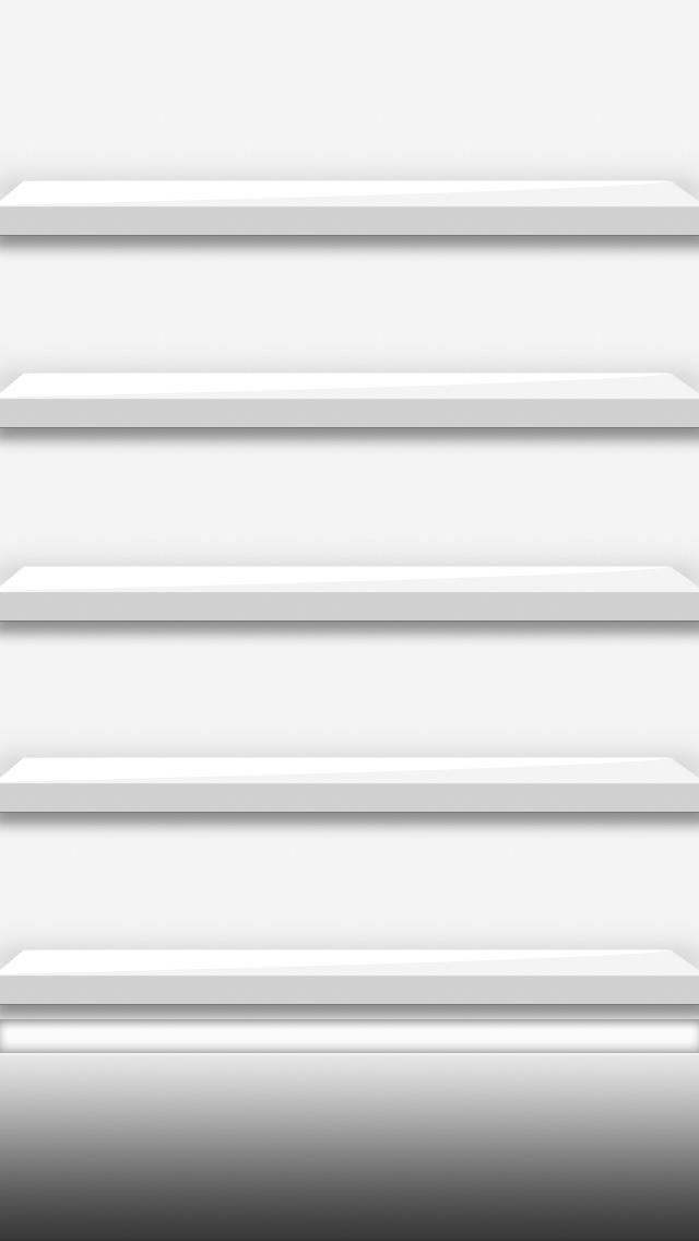 Shelf Wallpaper Iphone Iphone5 壁紙(1136 215 640) @iphone5 壁紙【棚 ボタン】640 215 1136 画像(100