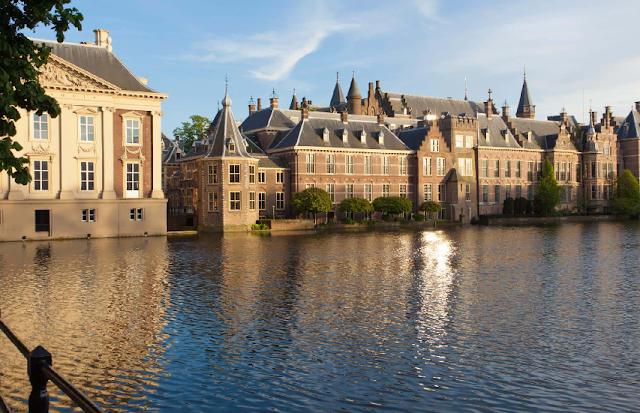 Cidade Haia na Holanda