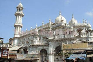 Mumbai Jama Masjid Travel Big India