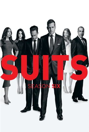 Suits Temporada 6 Completa HD 1080p Latino Dual