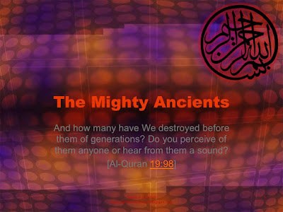 The Mighty Ancients (presentation)