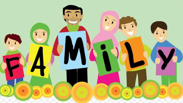 Telling About Family Menceritakan Keluarga Dalam Bahasa