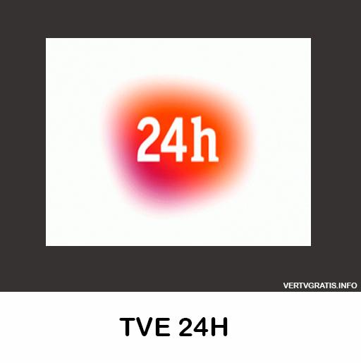 Canal TVE 24H En Vivo