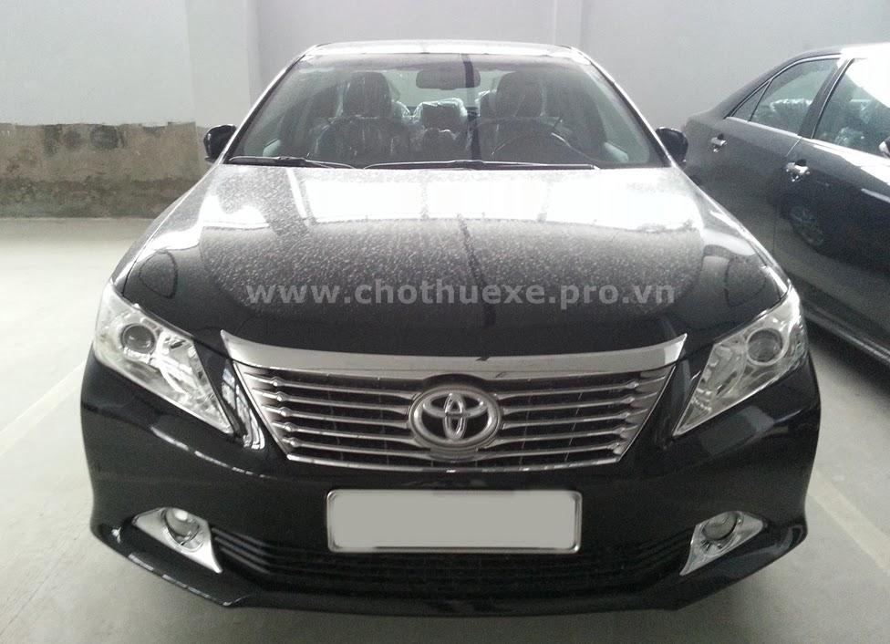 Cho thuê xe Toyota Camry 2014 VIP