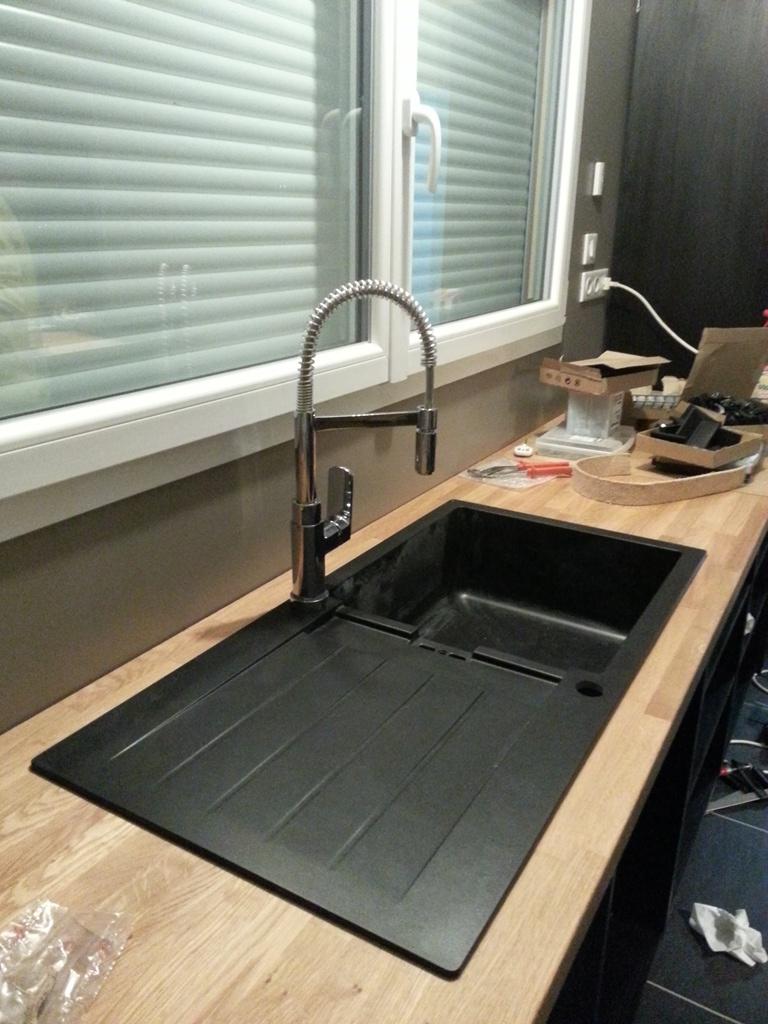 maison la campagne evier. Black Bedroom Furniture Sets. Home Design Ideas