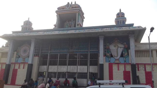 Main Entrance Of Sri Mahalakshmi Temple