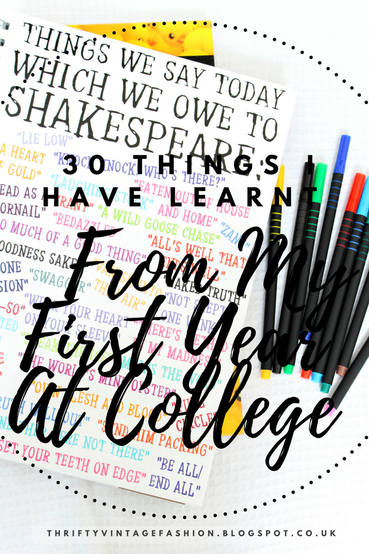 college school sixth form advice tips UK lifestyle bloggers