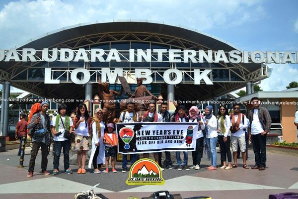 Gathering Tour Lombok Bali