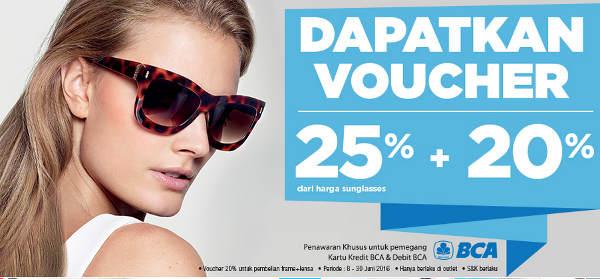 Promo Frame Kacamata   Aksesoris Optik Melawai Online 8c04ccc273