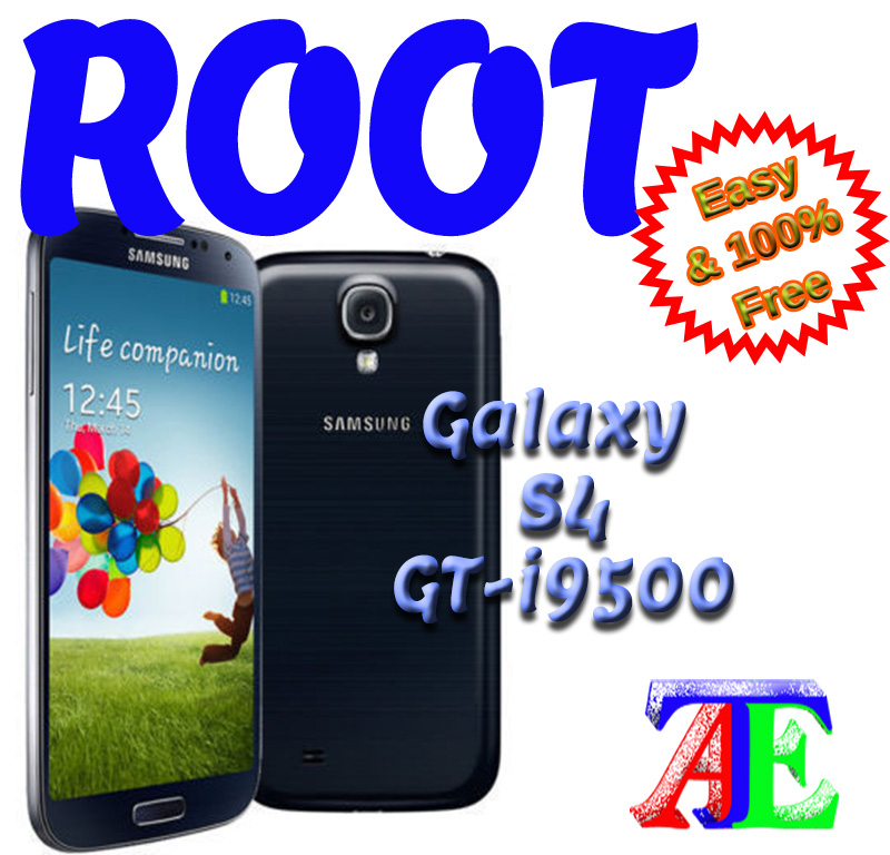 How to Root Samsung Galaxy S4 GT-i9500 V  5 0 1 Lollipop Easily