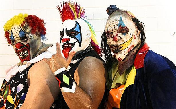 tiempo de lucha lo mejor de la lucha libre psycho circus contra los